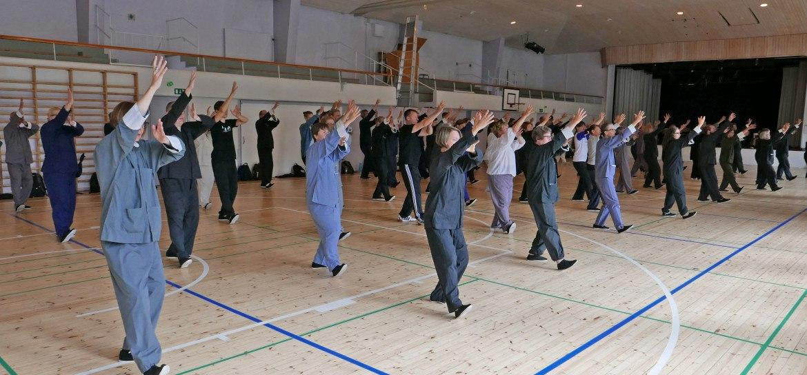 ITCCA sweden Tai Chi Chuan Welcome